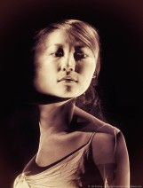 """Detached Beautiful"", 2012. A monochromatic LPP image with a sepia look which was added in post-processing"